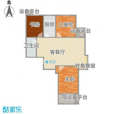 高远兰亭4-C1+改后户型