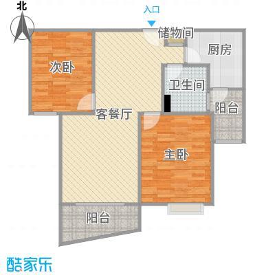 B5改后户型图