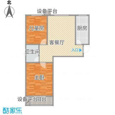 怡景湾2-C2+改后户型