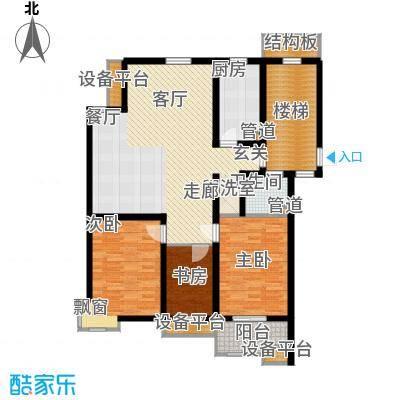 米兰花园二期106.00㎡普通住宅10面积10600m户型