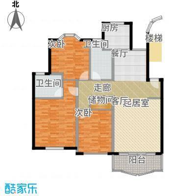明都锦绣苑131.78㎡普通住宅131面积13178m户型