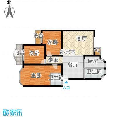 嘉业阳光城112.04㎡普通住宅112面积11204m户型