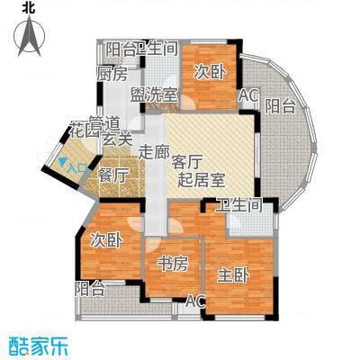升华公园懿品普通住宅4户型