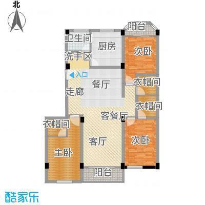 凤凰万隆公寓133.16㎡普通住宅13面积13316m户型