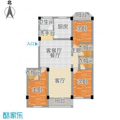 凤凰万隆公寓151.79㎡普通住宅15面积15179m户型