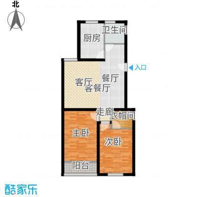 凤凰万隆公寓95.16㎡普通住宅95面积9516m户型