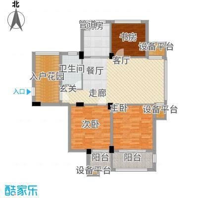 春江名城109.60㎡三期A7户型