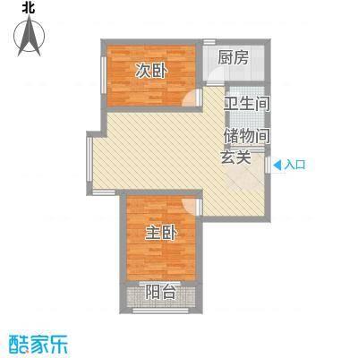 双清别院89.19㎡4A户型