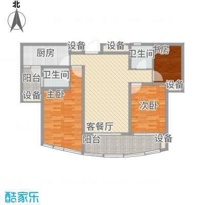 中通翡翠公馆106.00㎡中通・翡翠公馆户型