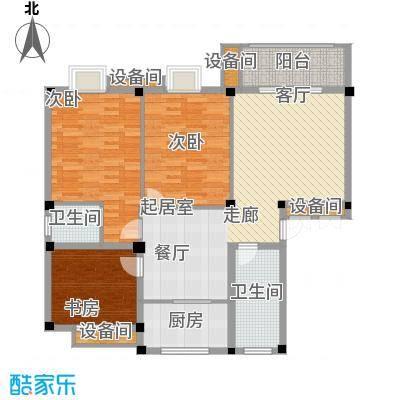涌鑫公寓2户型