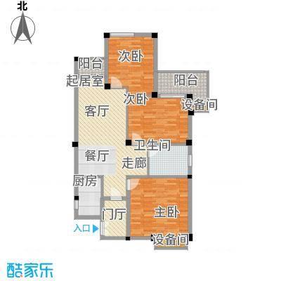 涌鑫公寓1户型