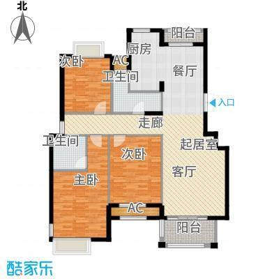 皇马公寓140.00㎡H7#户型