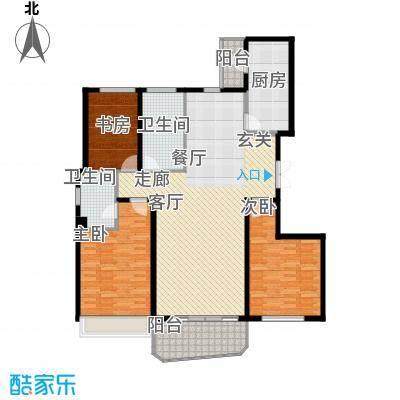 国际中港城148.71㎡8、9、10栋4-12F/B、C室户型