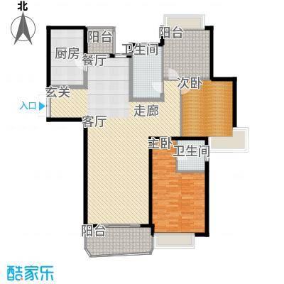 国际中港城158.50㎡5-6栋4-12F/A、F室户型