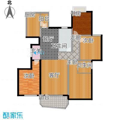 国际中港城170.72㎡8-9栋4-12F/A、D室户型