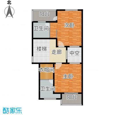 欣业嘉园231.30㎡排屋M二层户型