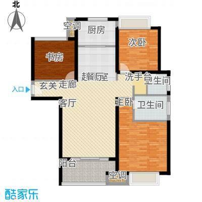农房澜山113.00㎡高层公寓A1户型
