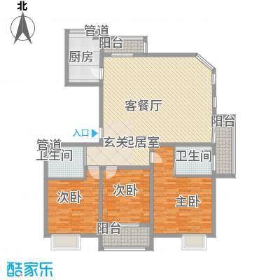 文昌雅苑177.76㎡面积17776m户型