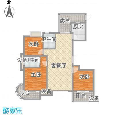 金色家园140.00㎡9号10号偶数层(面积14000m户型