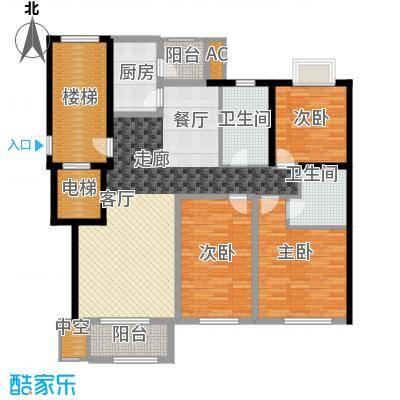 新隆蓝天公寓138.00㎡1面积13800m户型