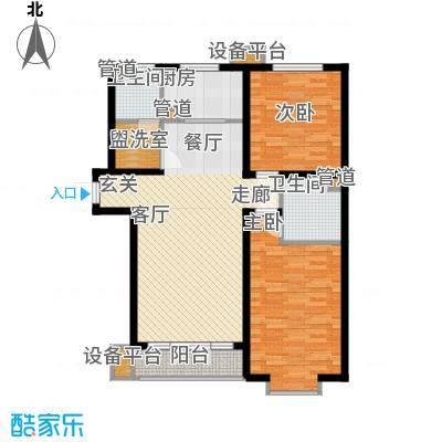 16城联邦公寓2户型