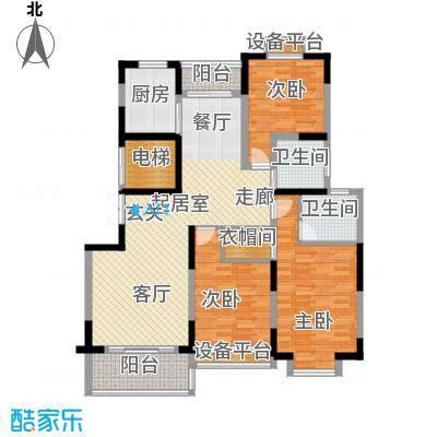 高塘公寓1户型