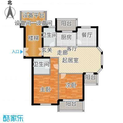 高塘公寓两阳户型