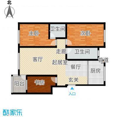 潜龙新村14户型