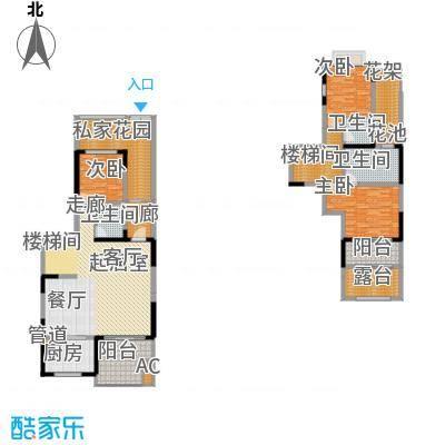 林语半山152.00㎡c3户型