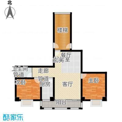 锦上城H3户型