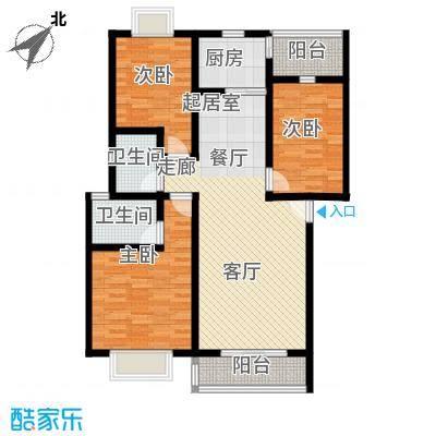 一米阳光美好家园一米阳光・美好家园美好家园C12阳台户型