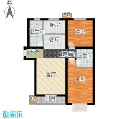 提香公寓户型