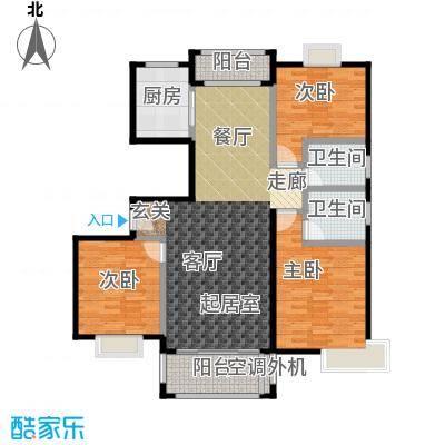 东旺名苑飞旺花苑二期户型
