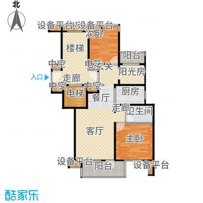 新江湾佳苑三期80.00㎡--205套户型