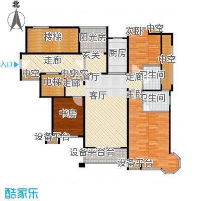新江湾佳苑三期120.00㎡--40套户型