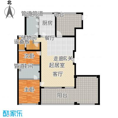 中福城三期199.00㎡房型: 四房; 面积段: 199 -199 平方米; 户型