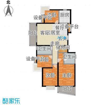 海洲丽园三期145.18㎡房型: 四房; 面积段: 145.18 -145.18 平方米;户型
