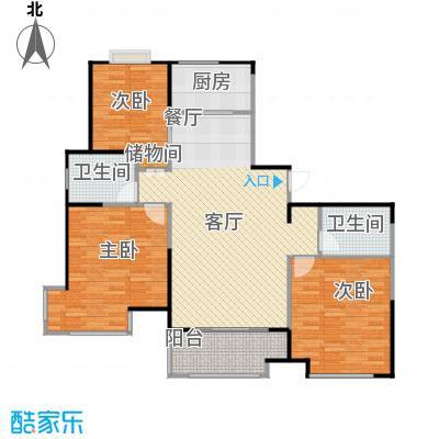 桂竹香公寓116.06㎡南北通户型10室