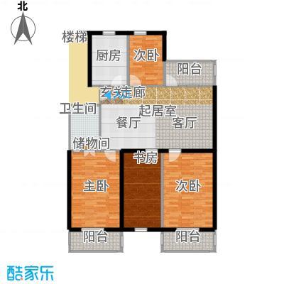仙霞沈家新苑110.00㎡房型: 三房; 面积段: 110 -130.32 平方米; 户型