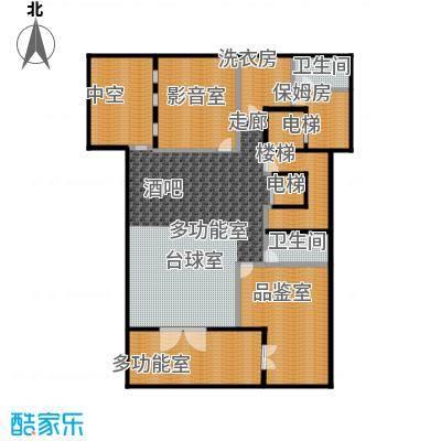 新江湾城首府270-306叠加户型2卫