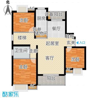 万源城御溪220.00㎡房型: 复式; 面积段: 220 -270 平方米;户型