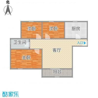 上海_金硕河畔景园_2016-08-20-1457
