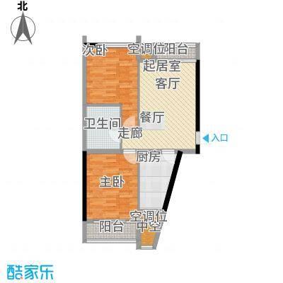 嘉润蓝湾D户型