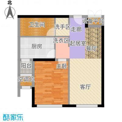 嘉润蓝湾H户型