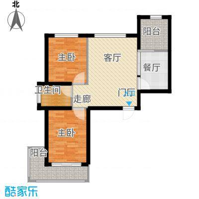 学院1号5#H户型