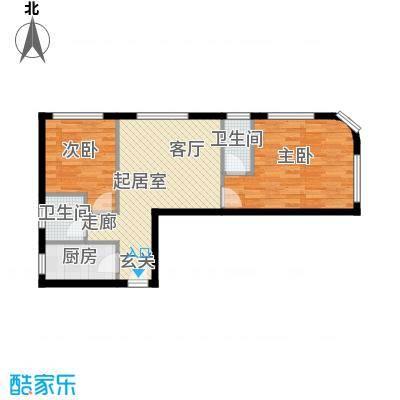 凤城国际广场A户型