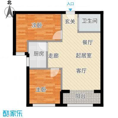 凤城国际广场E户型
