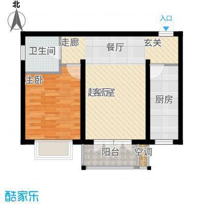 唐冶凤凰城102-106#A2户型