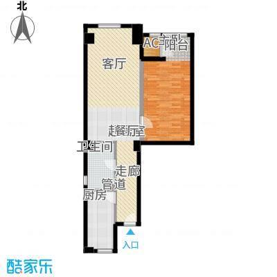 景泰翰林H5户型