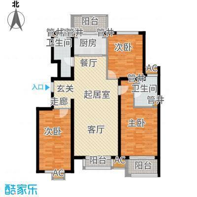 双湖锦苑二期A区Y户型